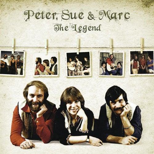 The Legend (Remastered) de Sue Peter