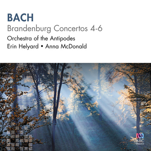 Bach: Brandenburg Concertos 4-6 by Various Artists