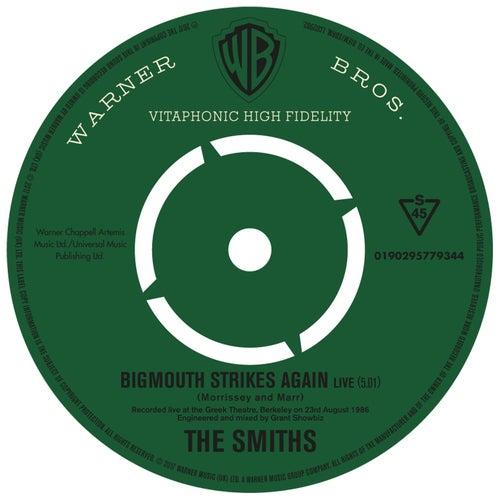 Bigmouth Strikes Again (Live) de The Smiths