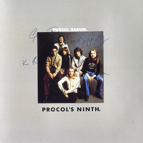 Procol's Ninth by Procol Harum