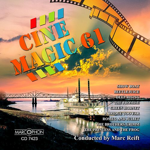 Cinemagic 61 de Philharmonic Wind Orchestra