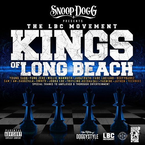 Kings of Long Beach von Young Sagg