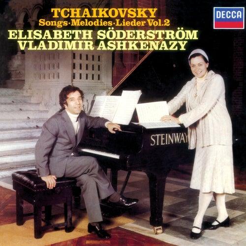 Tchaikovsky: Songs Vol.2 von Vladimir Ashkenazy