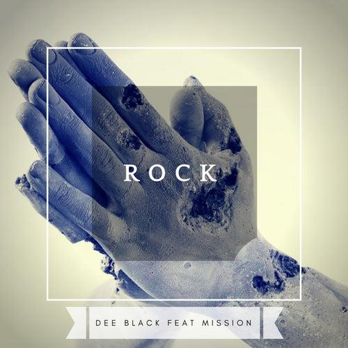 Rock by Dee Black