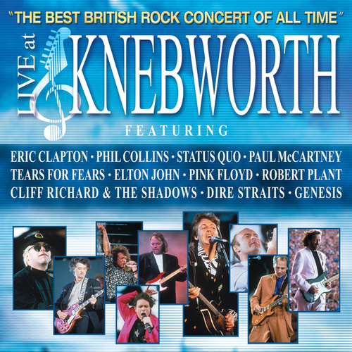 Live At Knebworth von Various Artists