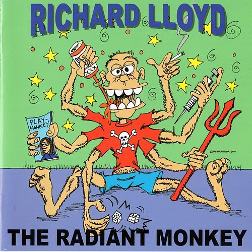 Radiant Monkey by Richard Lloyd