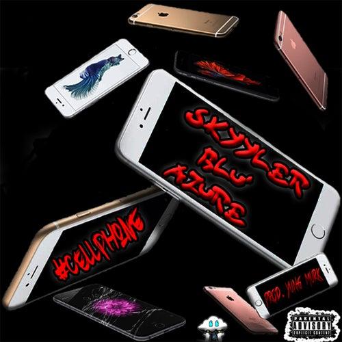 Cell Phone by Skyyler Blu' Azure