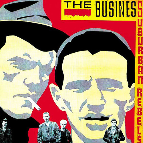 Suburban Rebels de The Business