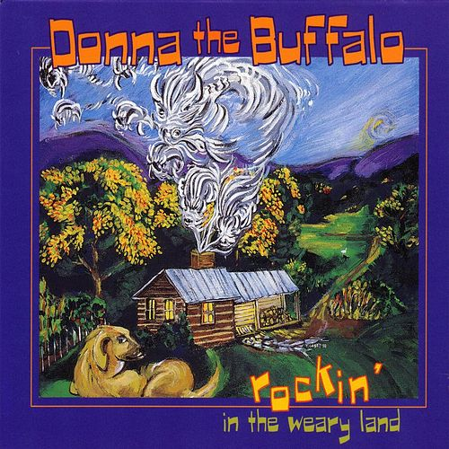 Rockin' In The Weary Land by Donna The Buffalo