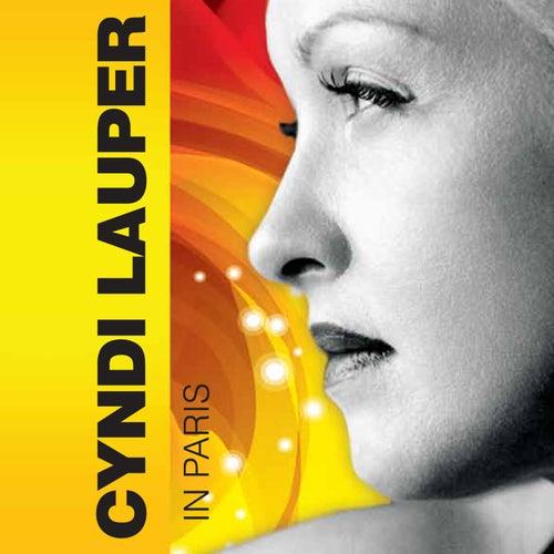 In Paris de Cyndi Lauper