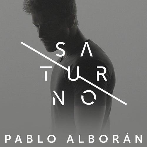 Saturno de Pablo Alborán