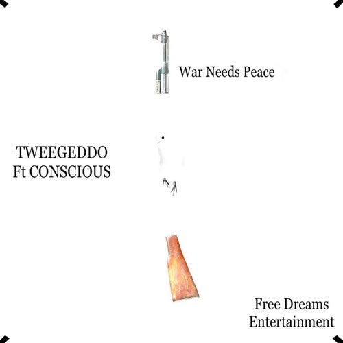 War Needs Peace (feat. Conscious) by TweeGeddo