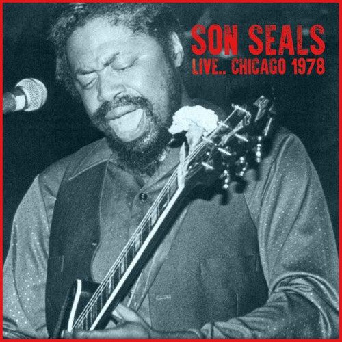 Live... Chicago 1978 de Son Seals