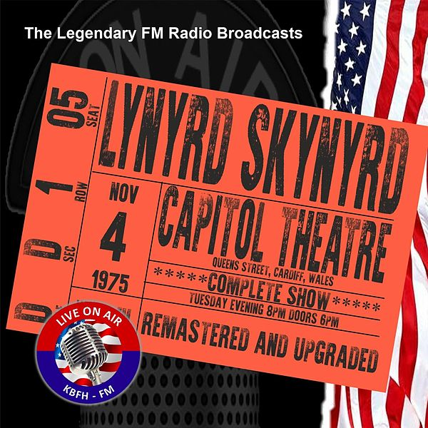 KBFH-FM Radio Intro (Live KBFH-FM Broadcast Remastered