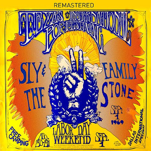 Texas International Pop Festival - Remastered de Sly & the Family Stone