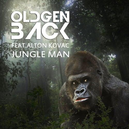 Jungle Man by Oldgenback