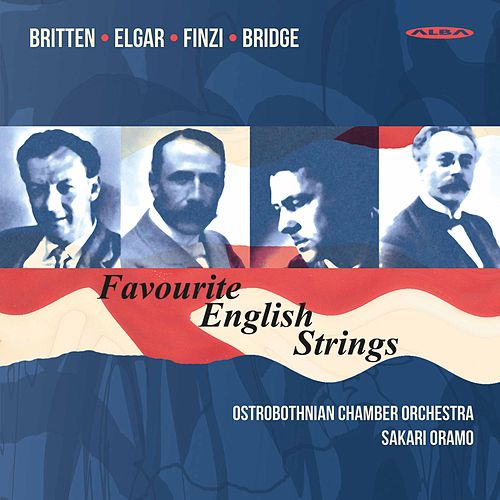 Favourite English Strings de Ostrobothnian Chamber Orchestra