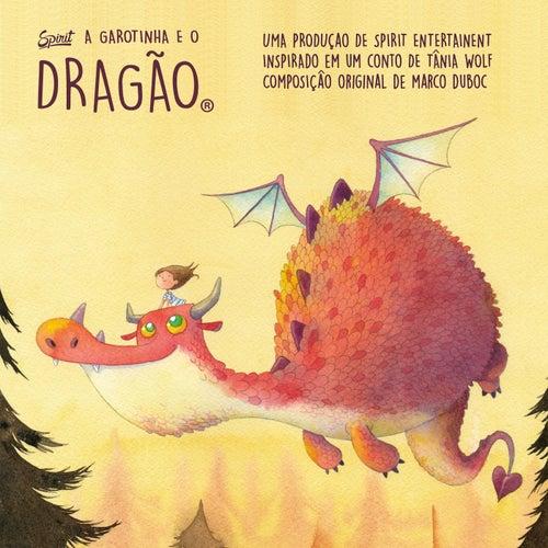 A Garotinha e o Dragão by Spirit