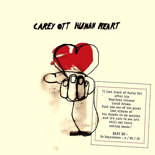 Human Heart de Carey Ott