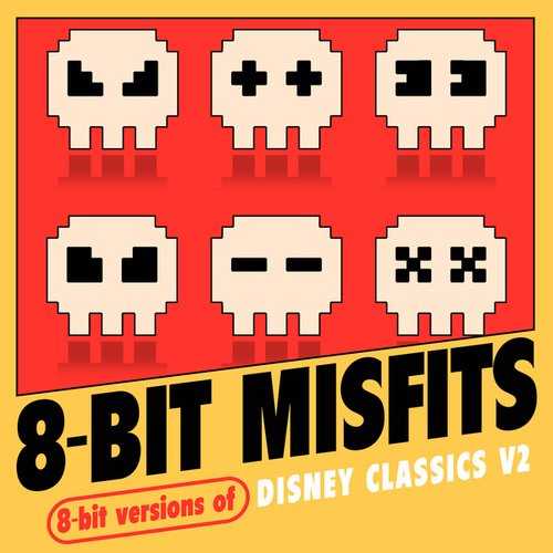 8-Bit Versions of Disney Classics V2 de 8-Bit Misfits