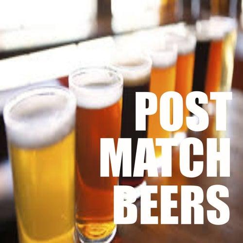 Post-Match Beers de Various Artists