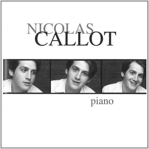 Nicolas Callot, piano by Nicolas Callot