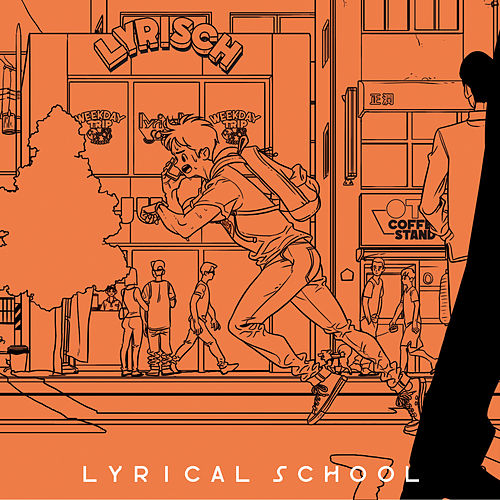 Magic Hour by Lyrical School