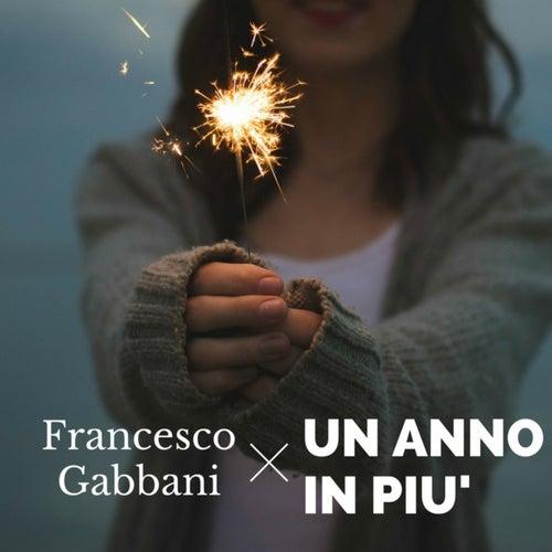 Un anno in più de Francesco Gabbani