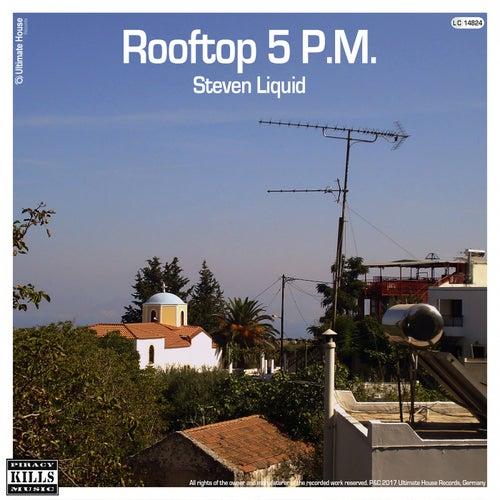 Rooftop 5 P.M. de Steven Liquid