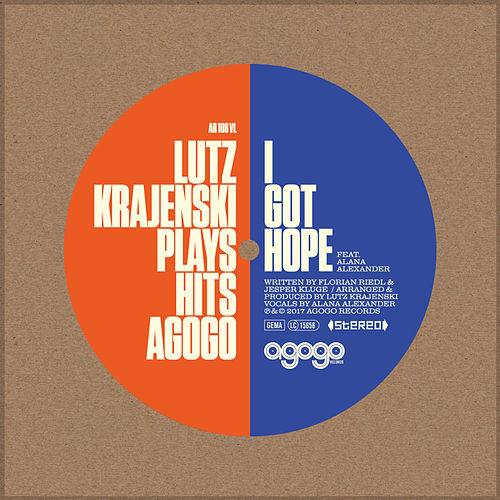 Plays Hits Agogo by Lutz Krajenski