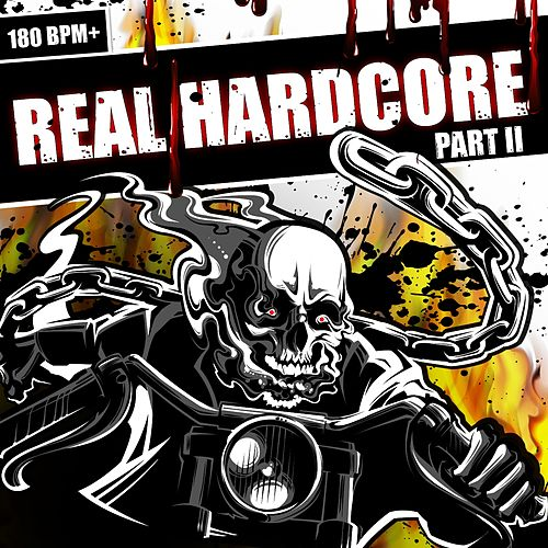 Real Hardcore 180 BPM, Pt. 2 - EP de Various Artists