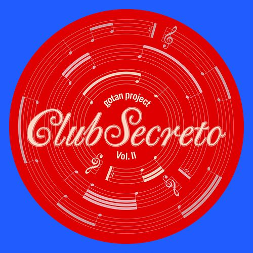 Club Secreto, Vol. 2 de Gotan Project