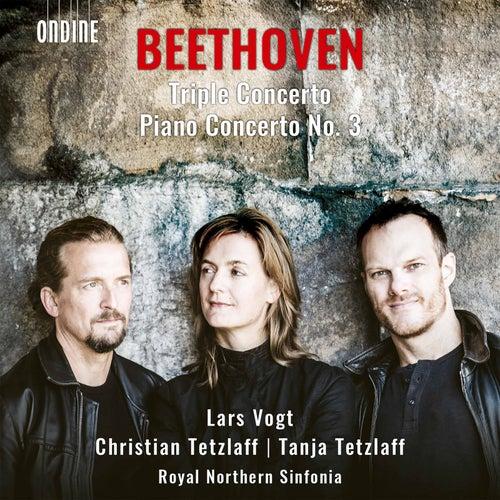 Beethoven: Triple Concerto & Piano Concerto No. 3 de Various Artists