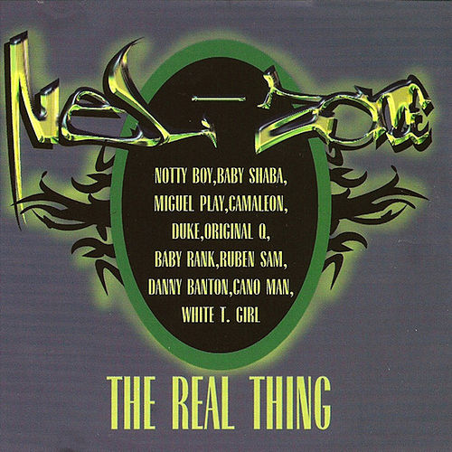 Nel-zone The Real Thing by DJ Nelson