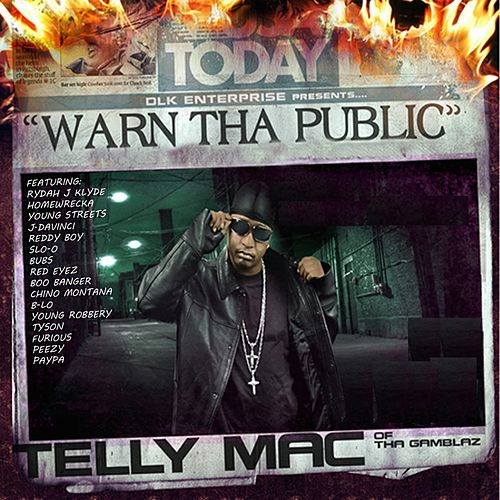 Warn tha Public de Telly Mac