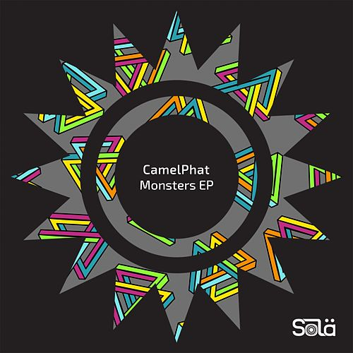 Monsters EP by CamelPhat