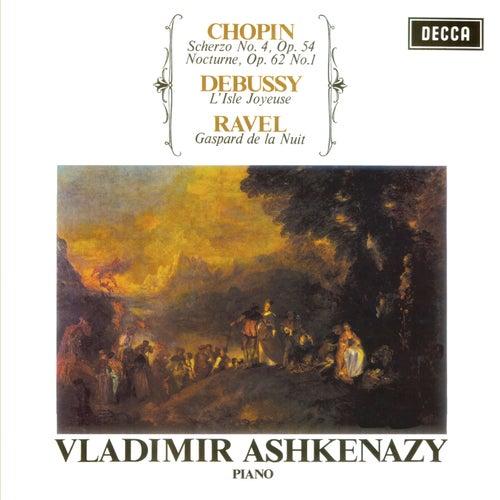 Ashkenazy plays Chopin, Ravel & Debussy von Vladimir Ashkenazy