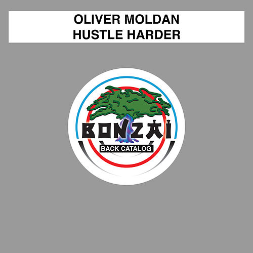 Hustle Harder von Oliver Moldan