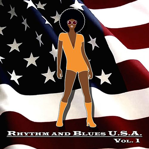 Rhythm and Blues U.S.A., Vol. 1 (50 Original Recordings) by Various Artists