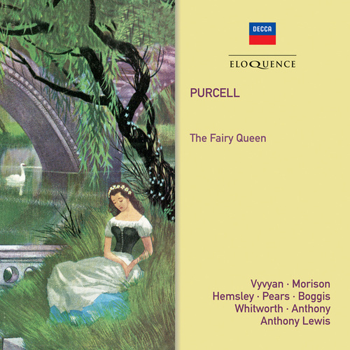 Purcell: The Fairy Queen by Anthony Lewis
