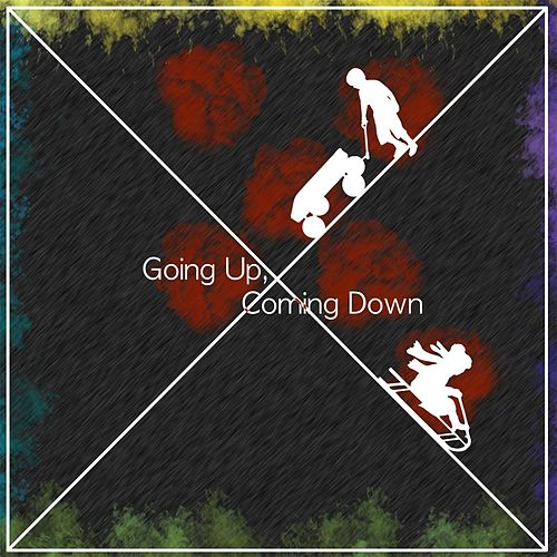 Going Up, Coming Down by Danny Mitchell