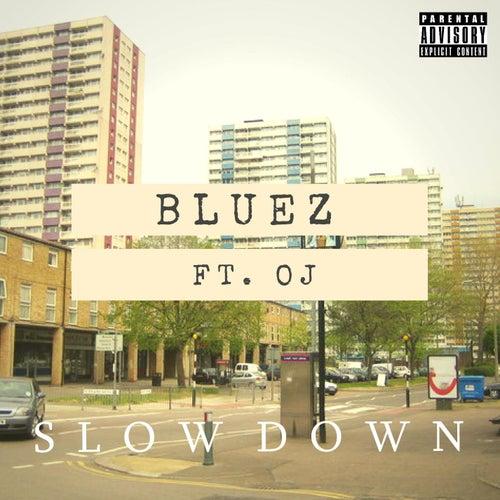 Slow Down (feat. OJ) by Bluez