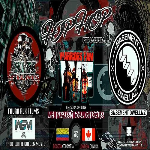 Ritmo Callejero (feat. Basement Dwellaz) de Faura Rlx Films