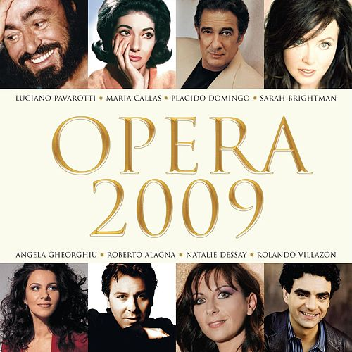 Opera 2009 by Various Artists
