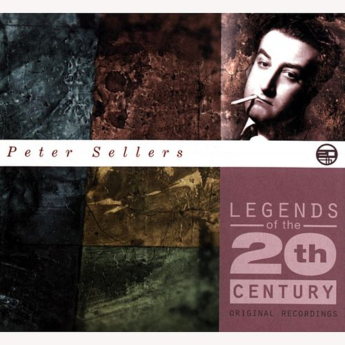 Legends Of The 20th Century de Peter Sellers