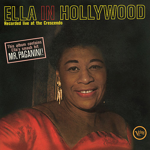 Ella In Hollywood von Ella Fitzgerald