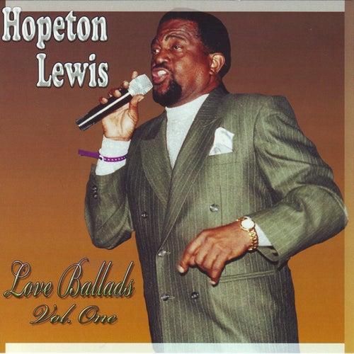 Love Ballads Vol. One by Hopeton Lewis