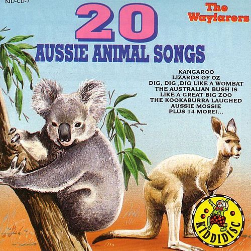 20 Aussie Animal Songs von The Wayfarers