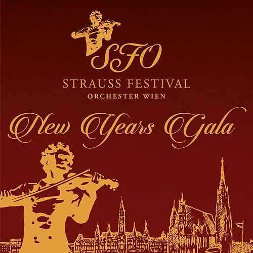 New Year's Gala de Johan Strauss