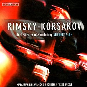 Rimsky-Korsakov: Orchestral Works Including 'Sheherazade' von Various Artists